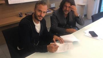 Официально: Джилардино стал игроком «Специи»