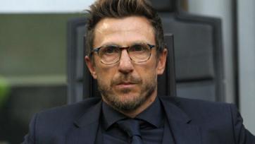 Ди Франческо: «Поборется ли «Рома» за чемпионство? Слишком рано говорить об этом»
