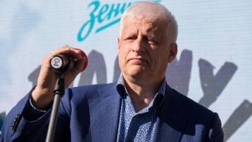 Фурсенко заявил о том, что в «Зените» всё строится на спортивном принципе