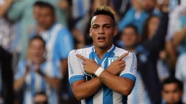 «Атлетико» переманивает к себе форварда из аргентинского «Расинга»