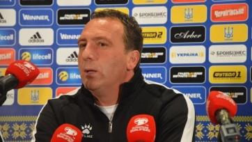 Наставник сборной Косово впечатлён физической подготовкой украинской сборной