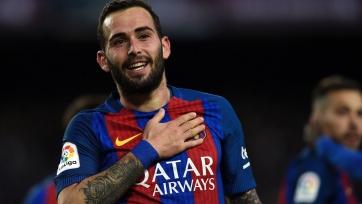 «Милан» намерен приобрести хавбека «Барселоны»