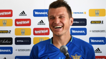 Ротань назвал цель сборной Украины на предстоящие матчи отбора ЧМ-2018
