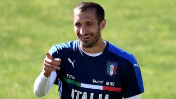 Кьеллини: «Италия должна игнорировать критику»