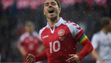 Гол Эриксена обеспечил Дании стыковые матчи