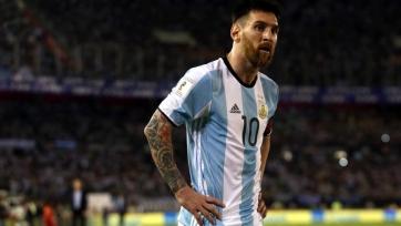 Сборная Аргентины нанесла 73 удара за полгода и ни разу не забила