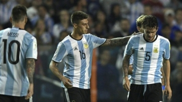 Сборная Аргентины из-за травмы лишилась основного хавбека