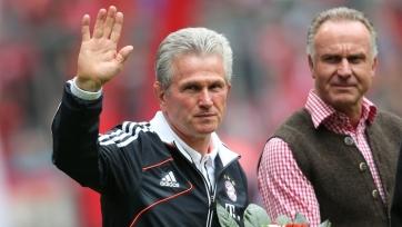 В понедельник Хайнкес возглавит «Баварию»