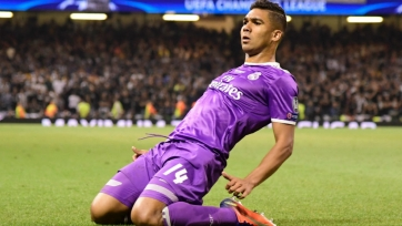 «Реал» пока не продлил контракт с Каземиро