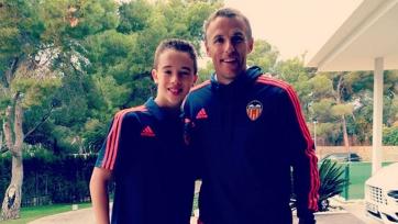 Сын Фила Невилла может перейти в «Манчестер Юнайтед»