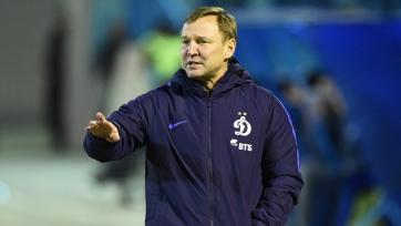 Московское «Динамо» уволило Калитвинцева