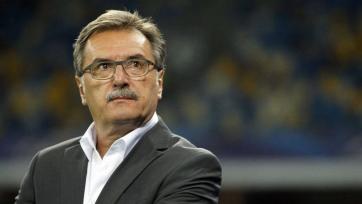 Анте Чачич будет уволен перед матчем со сборной Украины