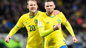 Швеция уничтожила Люксембург