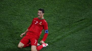 Роналду остался в запасе на матч против Андорры
