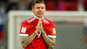 Колосков: «Смолов и Кокорин могут стать одной из лучших пар на Чемпионате мира»
