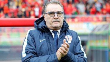 Чачич: «Надеюсь мы увидим Хорватию на Чемпионате мира»