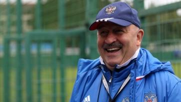 Автогол – лучший бомбардир сборной России в 2017 году