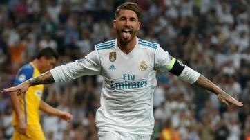 «Реал» и Серхио Рамос согласовали новый контракт