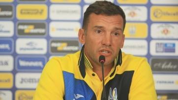 Шевченко поделился ожиданиями от матча с Хорватией