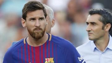 Гомеш: «Я не говорил, что Месси выбирает состав в «Барселоне»
