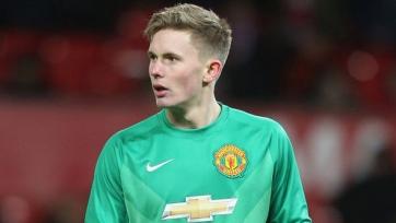 Венгер хочет увести вратаря у «Манчестер Юнайтед»