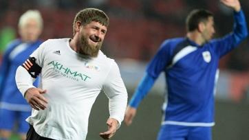 Кадыров: «Сказал Роналдиньо, что в Чечне ему всегда рады и ждут»