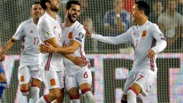 Испания оказалась сильнее Израиля и другие результаты группы G