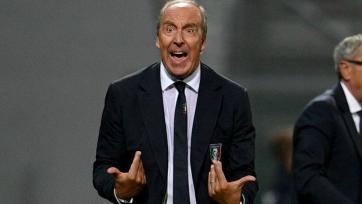 Вентура недоволен игрой сборной Италии