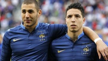 Насри: «Глупо не вызывать Бензема в сборную Франции»