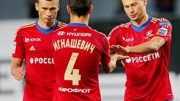 Андреев: «Игнашевич и Березуцкие сильнее Васина»