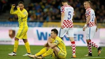 Президент Украины прокомментировал поражение сборной от Хорватии