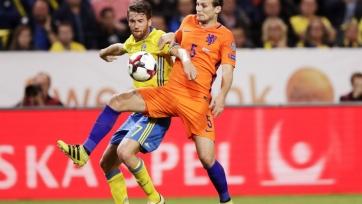 Нидерланды – Швеция, прямая онлайн-трансляция. Стартовые составы команд