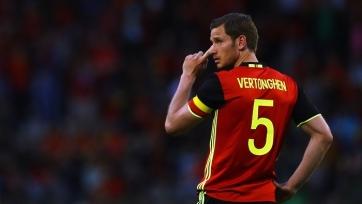 Вертонген станет рекордсменом сборной Бельгии