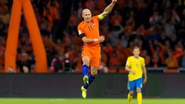 Голландцы забили два мяча шведам, Франция выиграла у Беларуси