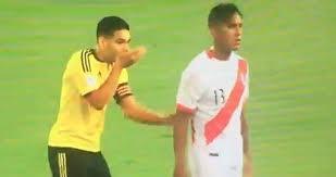 Фалькао договорился с перуанцами о ничьей, которая выбьет Чили