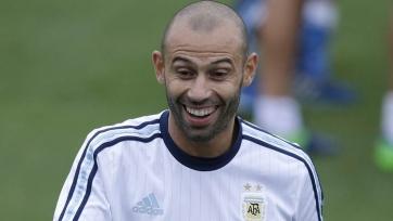 Маскерано завершит карьеру в сборной Аргентины после Чемпионата мира