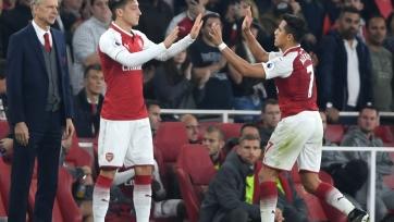 Венгер заявил, что Озил и Санчес могут покинуть «Арсенал» уже в январе