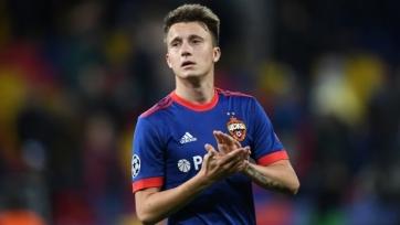 ЦСКА не сможет рассчитывать на двух игроков основы