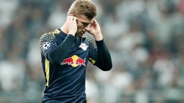 Вернер пропустит матч с «Боруссией»