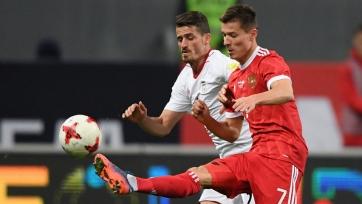 Полоз поделился ожиданиями от матчей с Аргентиной и Испанией