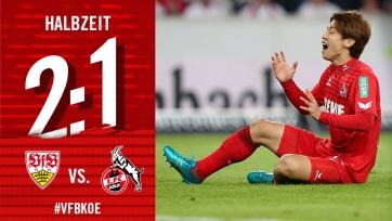 «Штутгарт» забил победный гол «Кёльну» на 94-й минуте