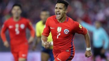 Венгер: «Санчес для сборной Чили – как Зидан и Бекхэм для Франции и Англии»