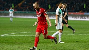Защитник «Ахмата» заявил, что в ворота «Спартака» не был назначен железный пенальти