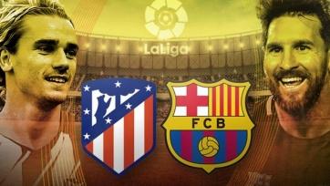 Анонс. «Атлетико» – «Барселона». Закончится ли чёрная серия на новом стадионе?
