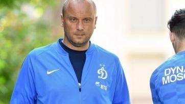 Хохлов прокомментировал свой удачный дебют у руля «Динамо»
