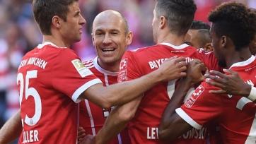 «Бавария» разгромила «Фрайбург» и другие результаты немецкого тура