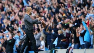 «Ман Сити» семь раз огорчил «Сток» и другие результаты матчей английского тура
