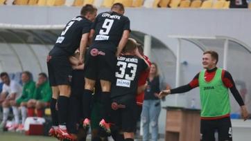 «Заря» выиграла у «Стали», «Верес» сыграл вничью с «Мариуполем»