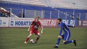 «Енисей» вырвал победу у «Волгаря», «Ротор» отнял очки у «Крыльев Советов»