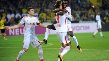 «РБ Лейпциг» нанёс дортмундской «Боруссии» первое поражение в Бундеслиге